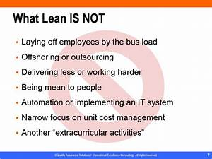 Lean Thinking Principles Powerpoint Presenation