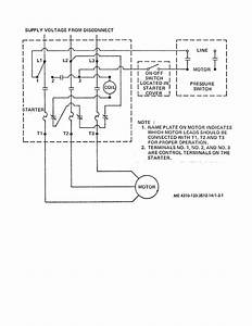 Home Air Conditioner Pressor Wiring Diagram
