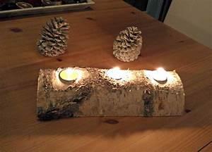 Teelichter Selber Machen : holz teelichthalter basteln der wohnsinn ~ Lizthompson.info Haus und Dekorationen