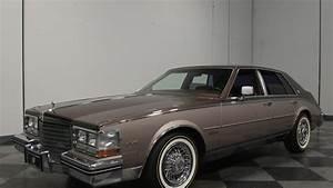3555 Atl 1983 Cadillac Seville