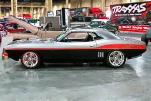 1971 Plymouth Barracuda Custom