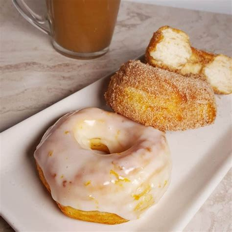 fryer air doughnuts donuts recipes donut cinnamon quick sugar recipe glazed doughnut fried holes fry gal orange glaze thisoldgal oven