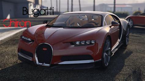 Gta V Bugatti Chiron by Gta V Bugatti Chiron