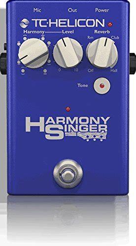 Best Vocal Harmonizer Pedal by The 4 Best Vocal Harmonizer Pedals Reviews 2019