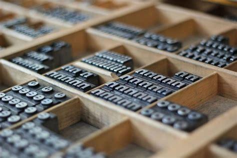 letterpress letterpress letterpress