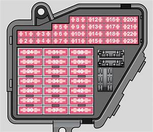 Skoda Superb  2004   U2013 Fuse Box Diagram