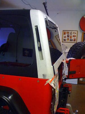 painting  removable jeep hardtop