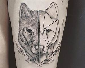 Tatouage Trait Bras : tatouage animal un trait ~ Melissatoandfro.com Idées de Décoration