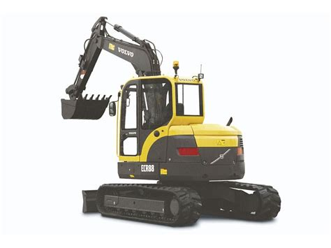 volvo ecr excavators  sale