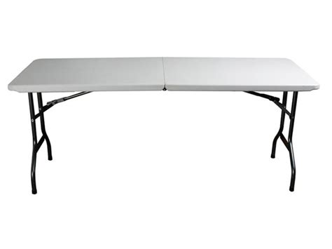 Table Pliante D Appoint Table Pliante D Appoint Table Pliante Cing En Valise Avec Poign 233 E Transport Destockoutils