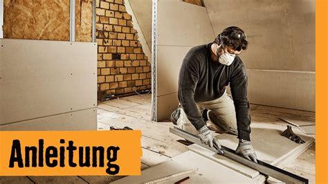 Wand Einziehen  Hornbach Meisterschmiede Youtube