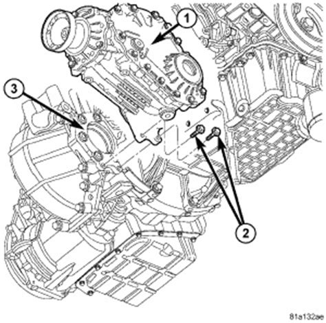 2004 Chrysler Pacifica Transmission Diagram by 2007 Chrysler Pacifica Touring Awd W 4 0 Engine Requested