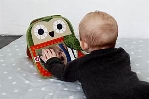 Kindergeschirr Zum Spielen : franck fischer baby spiegel eule grete grau spielen lernen spielzeug baby kids ~ Orissabook.com Haus und Dekorationen