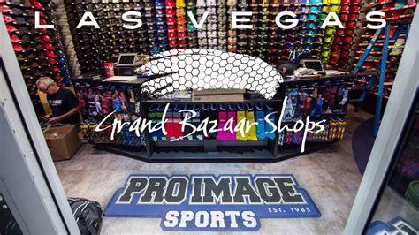 pro image sports grand bazaar shops las vegas youtube
