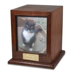 Wood Pet Urns for Cats