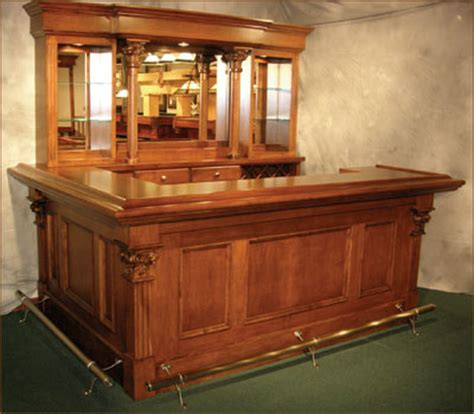 Unique Home Bar Furniture by Custom Home Bars