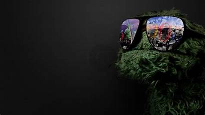 Oscar Grouch Google Chrome 1080 Wallpapers Sesame