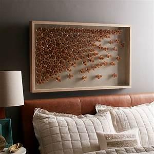 Nature of wood wall art cascade west elm