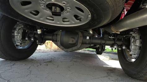 silverado hd  hd rear suspension payload