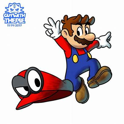Mario Luigi Odyssey Artwork Rpg Games Deviantart