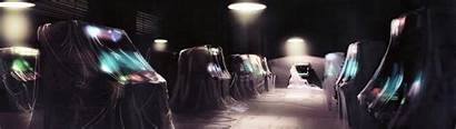 Dual Arcade Tron Cabinet Legacy Monitors Multiple