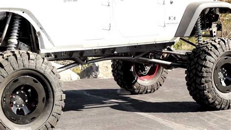 mbrp diesel jeep project rattle trap build stage