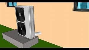 Pompe A Chaleur Eau Air : branchement electrique d 39 une pompe a chaleur air eau youtube ~ Farleysfitness.com Idées de Décoration