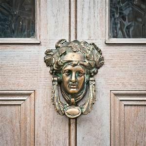 Antique, Door, Knocker, Photograph, By, Tom, Gowanlock