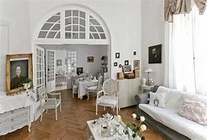 style gustavien une maison a la deco gustavienne maison With meuble style campagne chic 15 a la recherche de la plus belle maison du monde