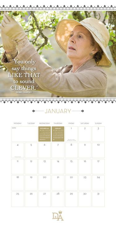 downton abbey calendars ukposterseuroposters