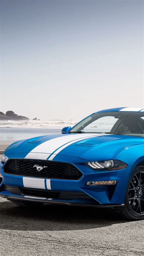 wallpaper ford mustang ecoboost performance pack