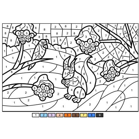 Schilderen op nummer is niet moeilijk om te doen, het is even wennen om de kwasten vast te houden. Kleuren Op Nummer Gratis Downloaden - Kleuren op nummer, Turkije — Stockvector © ksenya_savva ...