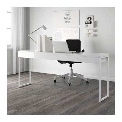 ikea bureau besta burs bestå burs desk high gloss white bureau ikea offices and tables