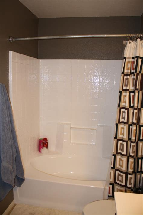 Tub And Shower Units by Tub And Shower Combo Acrylic Units Enclosed One
