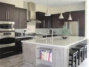 Sparkly Granite Kitchen Countertops White Granite Kitchen ...