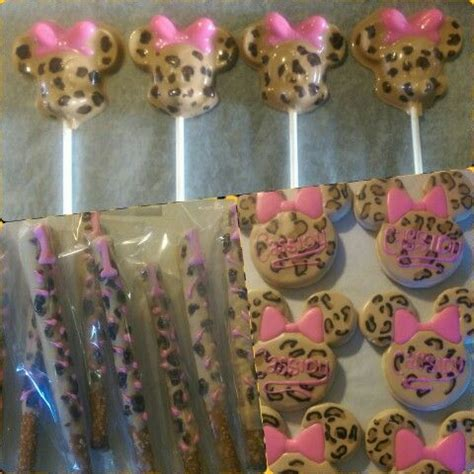 ideas  cheetah print cakes  pinterest