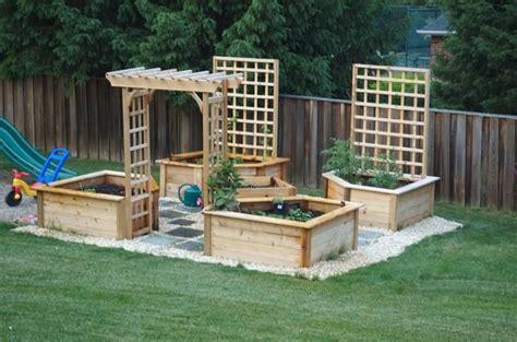 Best 25+ Raised Garden Bed Design Ideas On Pinterest