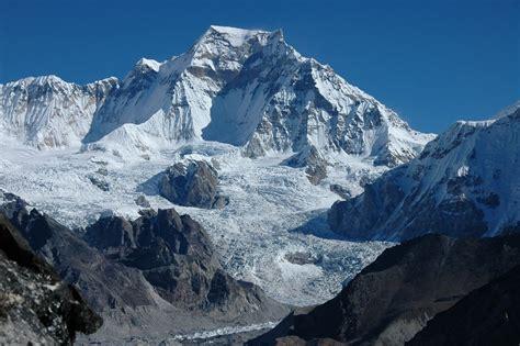 Montagne Più Alte Del Mondo