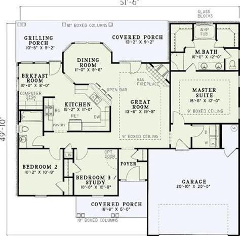 split ranch floor plans ranch floor plans with split bedrooms gurus floor