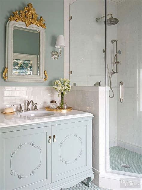 Bathrooms With Vintage Style  Diy Ideas For Your Home