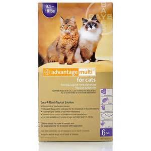 advantage multi cats advantage multi cats 9 1 18lbs 6mnth