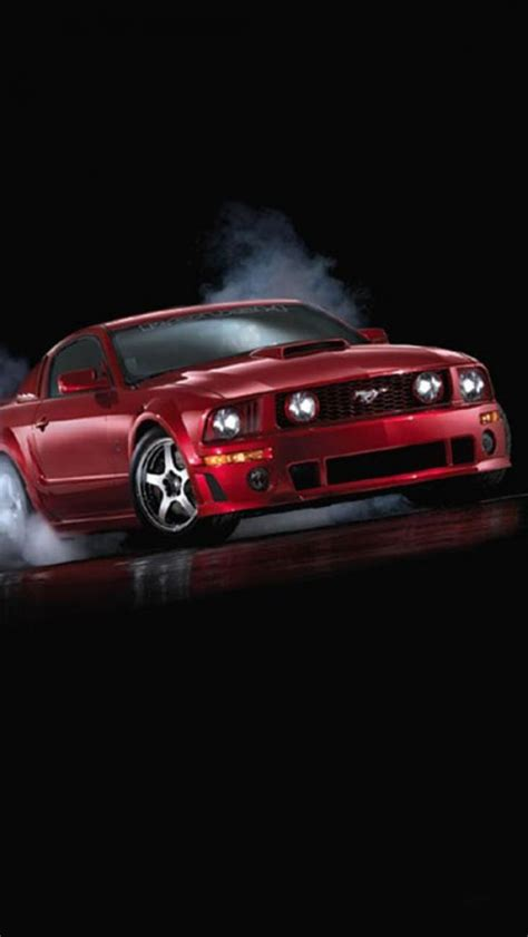 ford mustang gt iphone  wallpaper hd