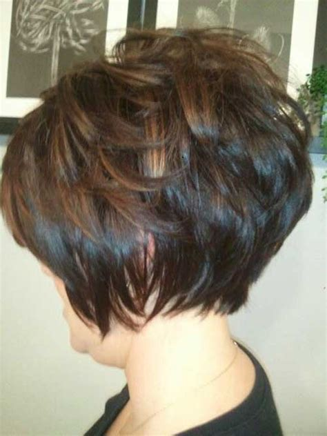 Really Popular Dark Brown Short Hairstyles   Short