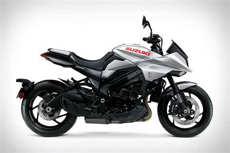2019 Suzuki Katana Motorcycle Uncrate