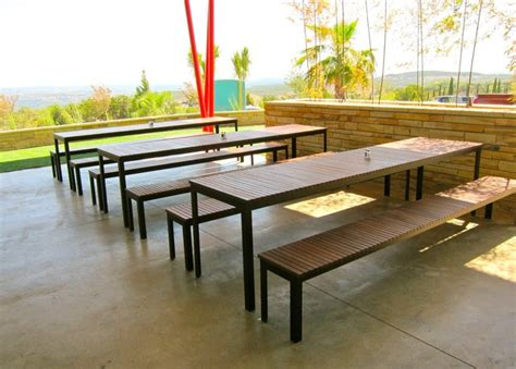 sol outdoor dining set modern outdoor dining sets