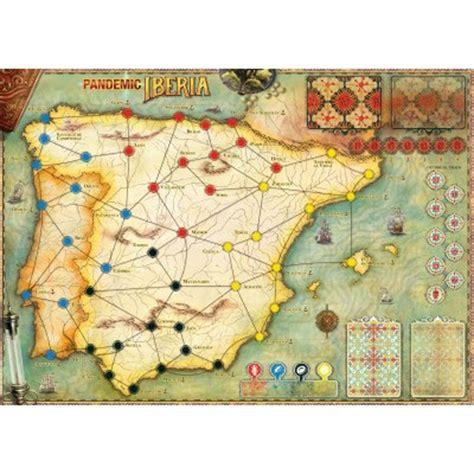 comprar boardgames pandemic board iberia