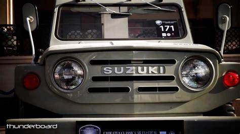 Suzuki Jeep 1980 by Suzuki Jimny 1980