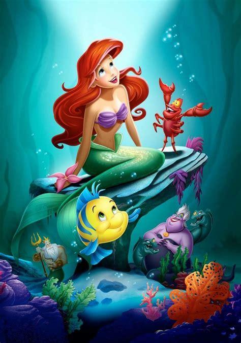tom  jerry disney mermaid poster disney disney