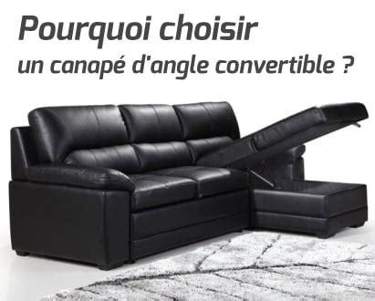 choisir canape pourquoi choisir un canapé d 39 angle convertible topdeco pro