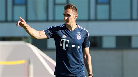 Klose: 'The Bayern DNA has always been in me' - FC Bayern ...